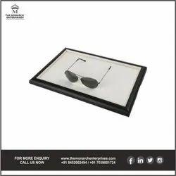 Eyeglass Sunglasses Counter Top Presentation Tray