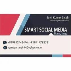 Social Media Business Card Printing Service