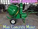 Concrete Baby Mixer