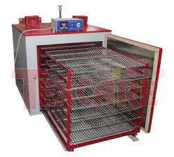 Industrial Oven with Trolley