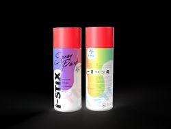 Multi - Function Mirror Like Spray Paint Flash Silver