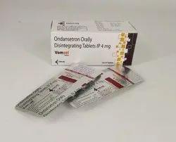 Ondansetron Dispersible Tablets