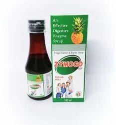 Fungal Diastase & Pepsin, Digestive Enzyme Syrup