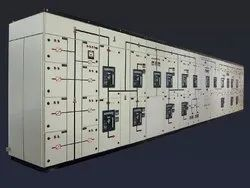 Control & System Steel Mccb Panel Box, For Switches, Dimension: 1200X1800X600