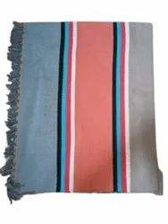 Floor Cotton Handloom Durries, Size: 4x6feet