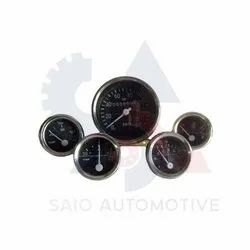 Speedometer Gauge 12V Kit For Willys MB Ford GPW CJ3D CJ-2A Replacement Auto Spare Parts Jeep Body