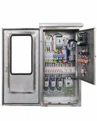 Electric Control Panel AMC Service, in Local