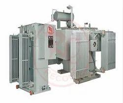 Three Phase HT Servo Voltage Controller