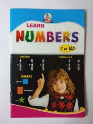Mahesh Learn Numbers
