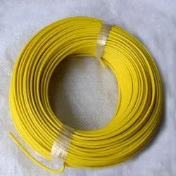 Temp-up Yellow Glass Fiber Insulated Copper Wires