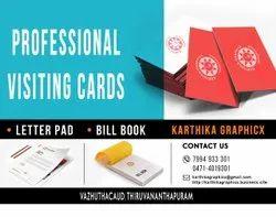 Paper Bill Book Printing Service