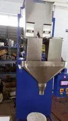Technopac Two Head Linear Weigher Machine