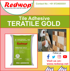 Teratile Gold - High Polymer Tile Adhesive