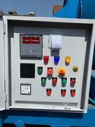 Mobile Batching Plant Panel