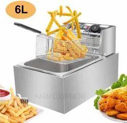 Deep Fryer 6 Ltrs