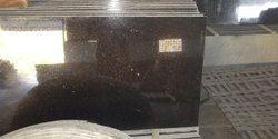 Black Galaxy Granite Polish & Unpolished Slabs