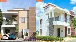 Concrete Frame Structures Residential Construction Service, Karnataka