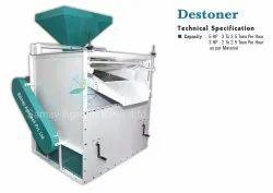 Stone Destoner Machine