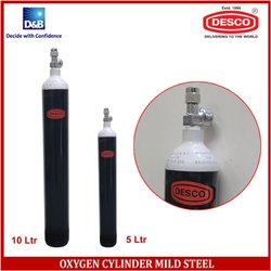Oxygen Cylinder Desco