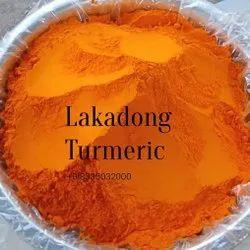Polished Lakadong Turmeric Powder