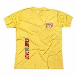 Round Neck Corporate T Shirt