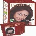 Jamilah Chestnut Henna Hair Color, For Personal, Packaging Size: 1 Master Carton = 100 Boxes