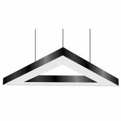 Triangular Suspended Profile Light