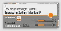 Enoxabio-60 Enoxaparin Injection 60 mg/0.6 ml