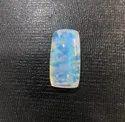 Natural Rainbow Moonstone Cabochon, 58.50ct Moonstone Gemstone, Moonstone Making For Jewelry