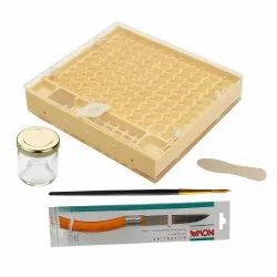 Queen Rearing Kit Box & Other Accessories (Advanced Beekeeping Equipment)