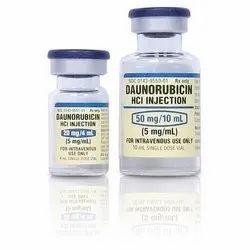 Daunorubicin Hydrochloride Injection