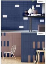 XCERA Multicolor Decorative Wall Tiles, Thickness: 6 - 8 mm, Size: Many