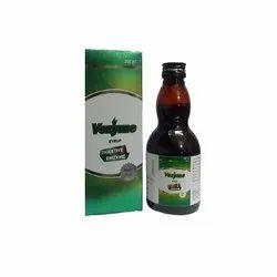 Herbal Digestive Enzyme Syrup