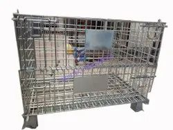 Wire Mesh Containers For Standards & Customize