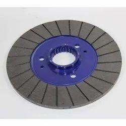 Cast Iron Hoist Brake Disc For Tower Crane, Number Of Hole: 5