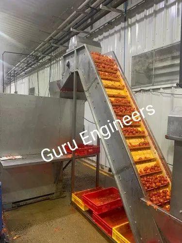 Tomato Sauce Making Machine