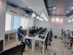 0900 Hrs - 1800 Hrs Furnished Office available / BPO Job, Vasai