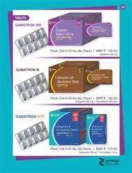 Gabapentin with Mecobalamin Tablets