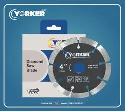 Yorker Marble Cutting Blade 4x9t