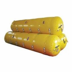 Underwater Cylindrical Air Lifting Bags