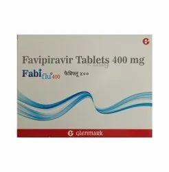 Fabiflu 400mg Favipiravir Tablets, 1x17