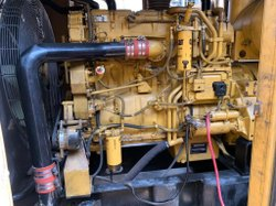 600kVA C18 Used Caterpillar Engine, 3-Phase, Model Name/Number: 2012