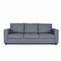 CSFI Foam & Wood Sofa, Living Room