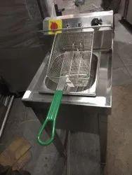 Stainless Steel Single Electric Deep Fryer