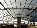 Polycarbonate Roofing Shed
