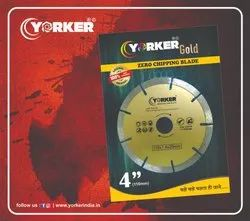 Yorker Gold Zero Chipping Marble Blade