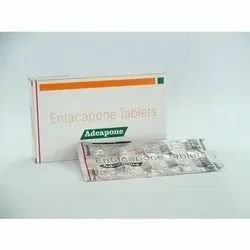 Adcapone ( Entacapone 200 MG Tablets)
