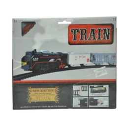 Mickleys Express Train And Track Set