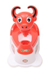 Baby Musical Ride On Plus Potty Trainer
