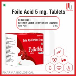 Folicible Tablets